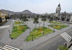 Fiestas Patrias: estas calles estarán cerradas por actividades oficiales en el Centro de Lima