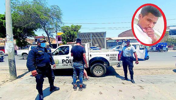 Talara: Cae presunto implicado en violación grupal