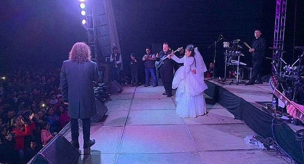 Novios invitan a 300 personas a boda, pero llegan 15 mil personas (VIDEO)