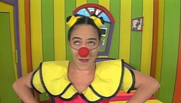 """Wendy (Wendy Ramos), personaje de """"Patacláun"""". (Foto: Difusión)"""