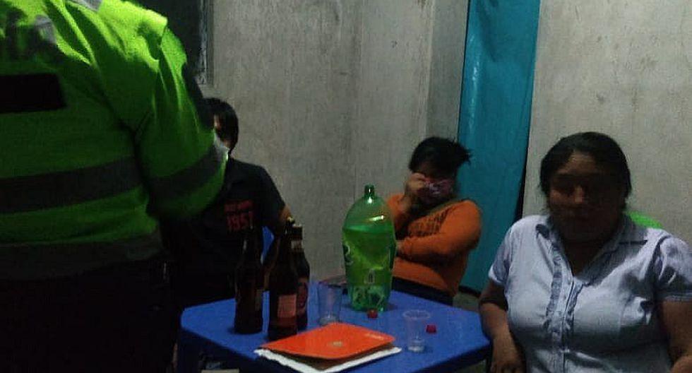 Vendían cerveza bajo fachada de tienda de gelatina en San Juan Bautista