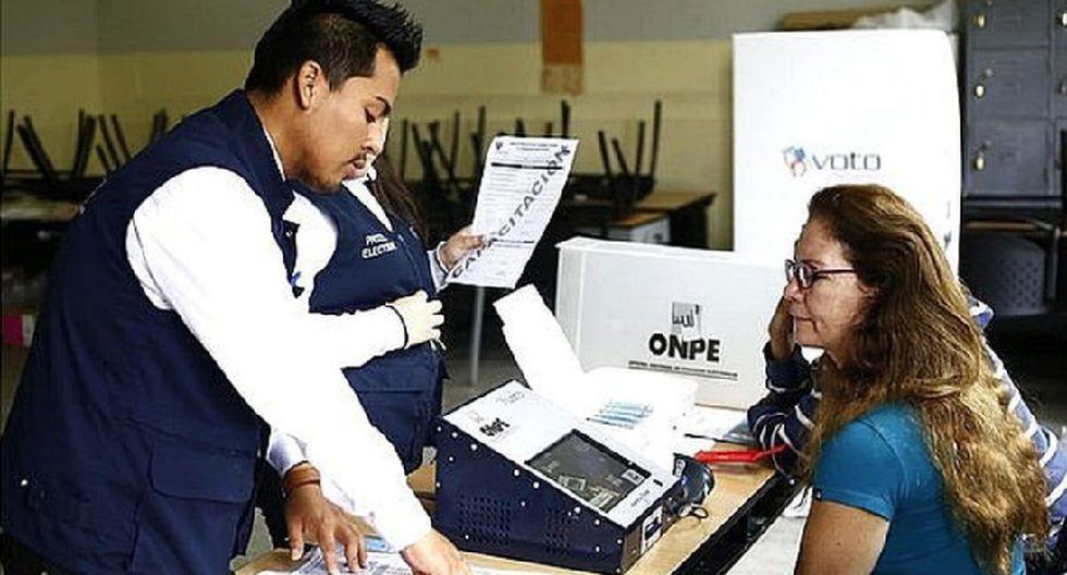 ONPE (Foto: Archivo Correo)