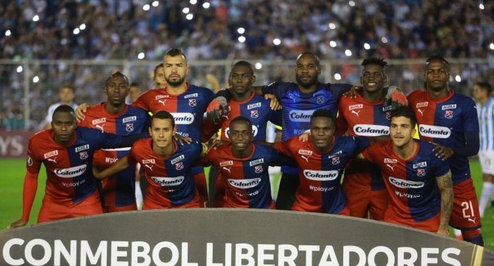 DIM de Colombia es el último equipo del grupo H.