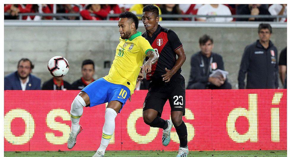Neymar y el mensaje que publicó tras la derrota de Brasil ante Perú