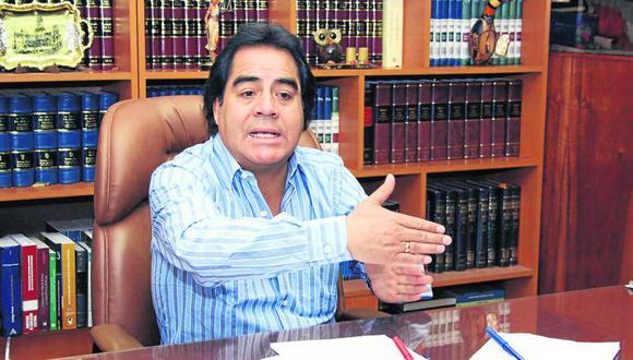 """Alcides Chamorro: """"Apelación no tiene fundamento"""""""