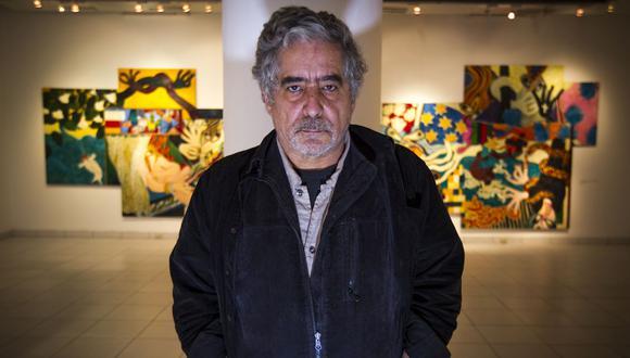 Sucesión del artista reveló que están circulando obras falsificadas de José Tola. (Foto: Richard Hirano / El Comercio)