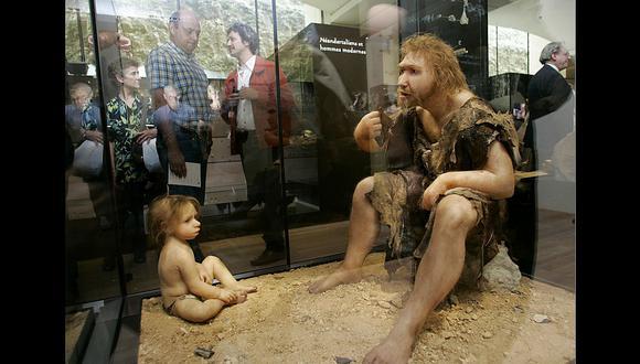 Evolución eliminó genes neandertales del genoma humano