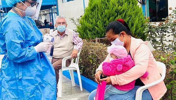 En Arequipa se registraron cerca de 250 casos de varicela