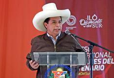 """Presidente Pedro Castillo en Ucayali: """"Tenemos que luchar frontalmente contra la corrupción"""""""