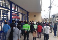 Se agotan vacunas Pfizer por demanda de personas en Tacna