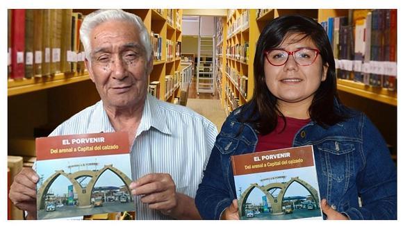 Publican libro sobre historia de El Porvenir