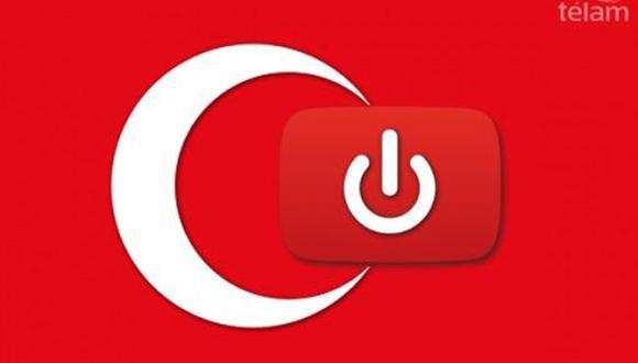 Ordenan levantar bloqueo a YouTube en Turquía