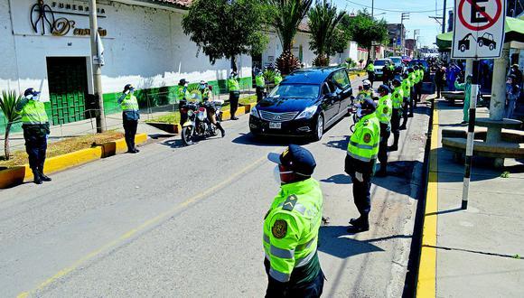 Después de 18 días de lucha, policía de Huancayo pierde la vida por coronavirus