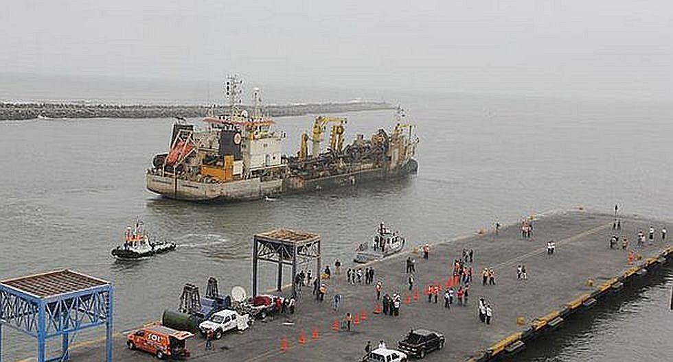 Puerto Salaverry es utilizado para garantizar abastecimiento de insumos, alimentos y otros