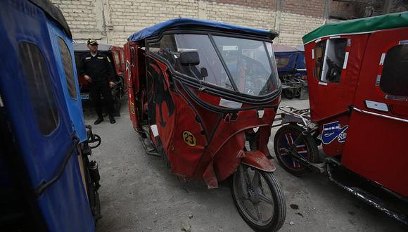 Dictan prisión preventiva para mototaxista acusado de robo y violación
