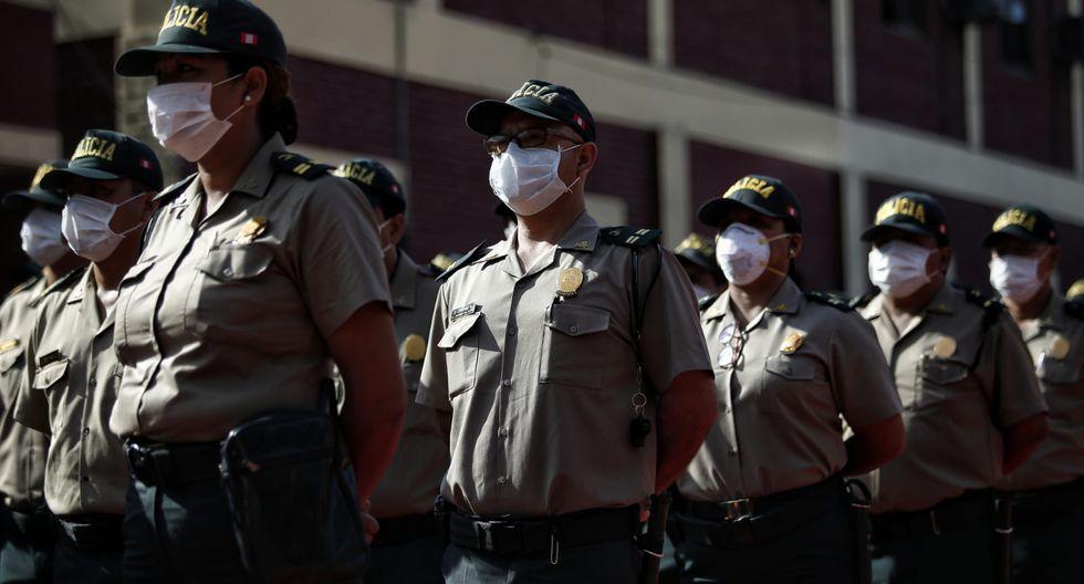 Aprueban bono de S/ 720 para policías, militares y personal del INPE