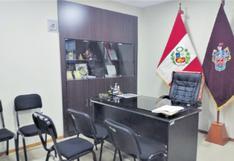 Dos consejeros tienen oficinas exclusivas en el CRA