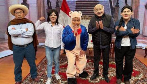 A pesar de tener invitados que se han vuelto viral en estos días, El reventonzado de la chola no pudo superar en rating a JB en ATV. (Instagram)