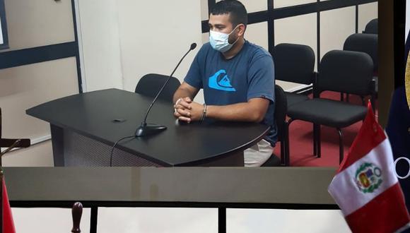 El extranjero cumplirá 9 meses de prisión preventiva tras matar con un desarmador a un adolescente de 16 años. (Foto: Corte Superior de Justicia de Lima Norte)
