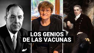 ¿Quiénes son los creadores de las vacunas que erradicaron las enfermedades más graves de la historia?