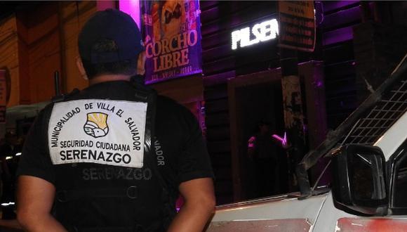 Seis discotecas inseguras e insalubres son clausuradas en Villa El Salvador