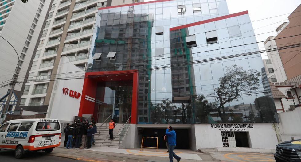 Sede Universidad Alas Peruanas en Jesús María