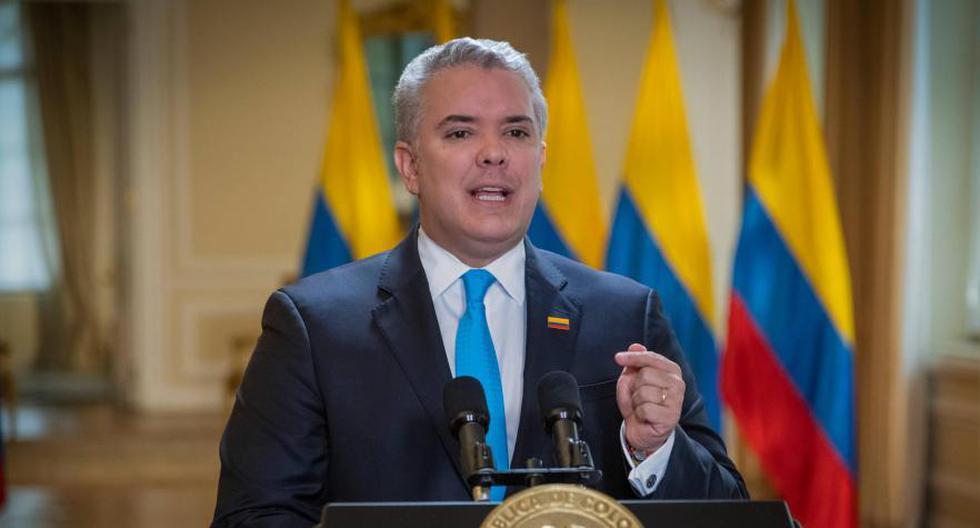 Ante lo ocurrido con Javier Ordóñez, el presidente Iván Duque expresó su solidaridad con la familia. (Foto: Presidencia de Colombia).