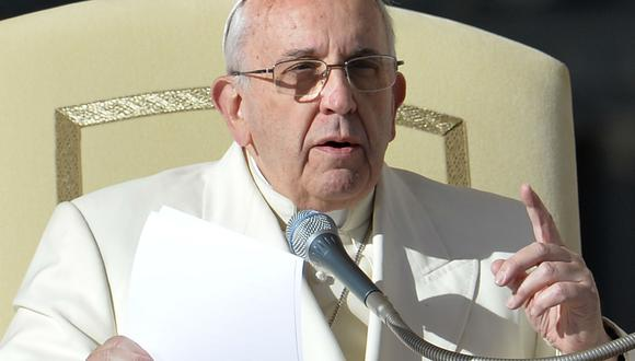 """Papa Francisco sobre cambio climático: """"El tiempo para encontrar soluciones se está agotando"""""""