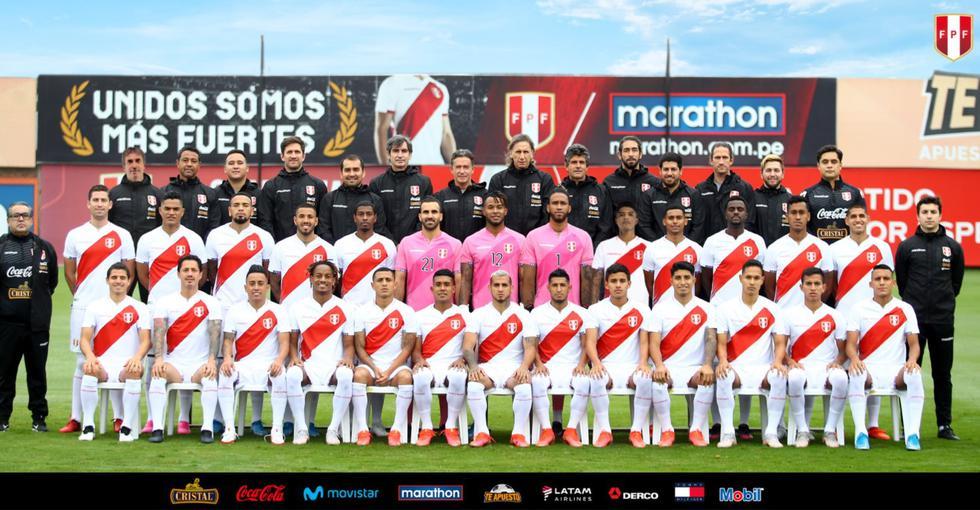 (Foto: Selección Peruana)