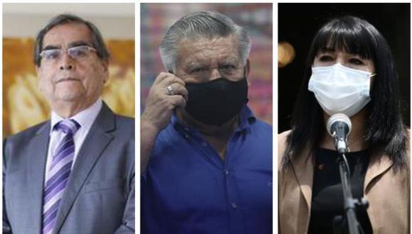 El estallido del Caso 'Vacunagate', así como las diversas presentaciones de candidatos a la presidencia en la CADE Electoral fueron los principales temas de la semana. (Foto: GEC)