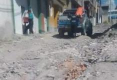 Vehículo de serenazgo traslada cajas de cerveza y genera indignación en Ayacucho