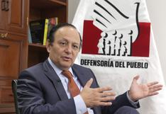 Defensoría del Pueblo avala padrón y horario de 11:59 p.m.