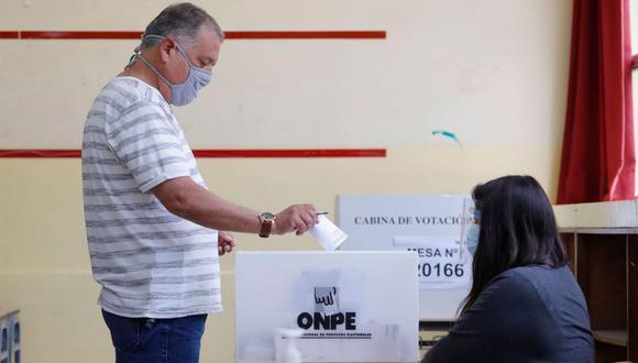 Las Elecciones Generales 2021 se realizarán con protocolos especiales para evitar el contagio del coronavirus. (Foto: GEC)