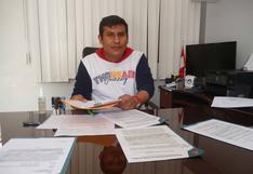 Alcalde de Tambo de Mora, Yhon Najar se recupera del COVID-19