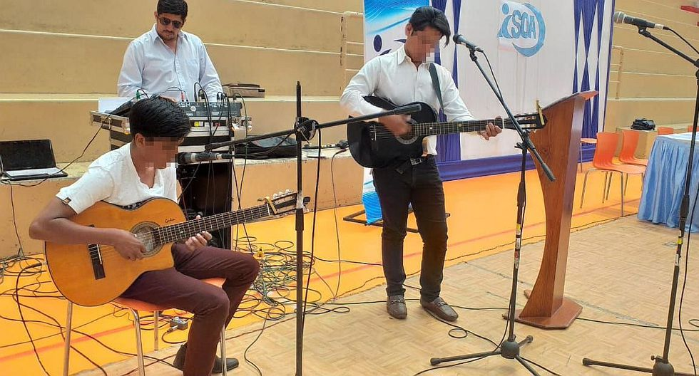 SOA Arequipa  atiende a 78 menores infractores como medida judicial