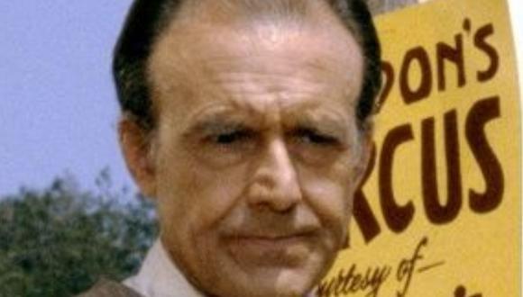 "Bull interpretó al comerciante Nels Oleson en la recordada serie ""La familia Ingalls"" (Foto: NBC)"