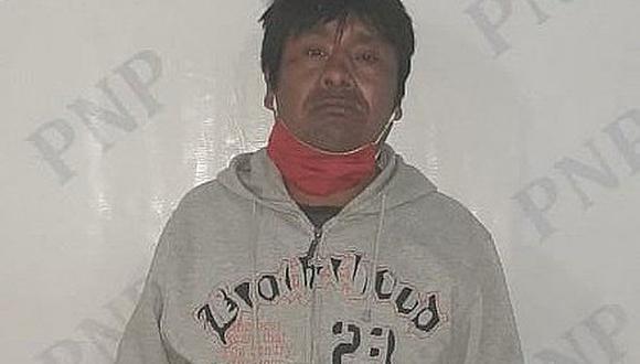 Detienen a un hombre acusado de besar en la boca a menor de 7 años