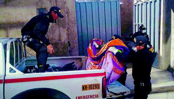 Racha de accidentes deja dos muertos en carretera Interoceánica Sur