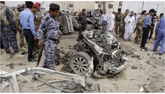 Al menos 15 muertos en ataque en Bagdad a horas de llegada de secretario general de la ONU