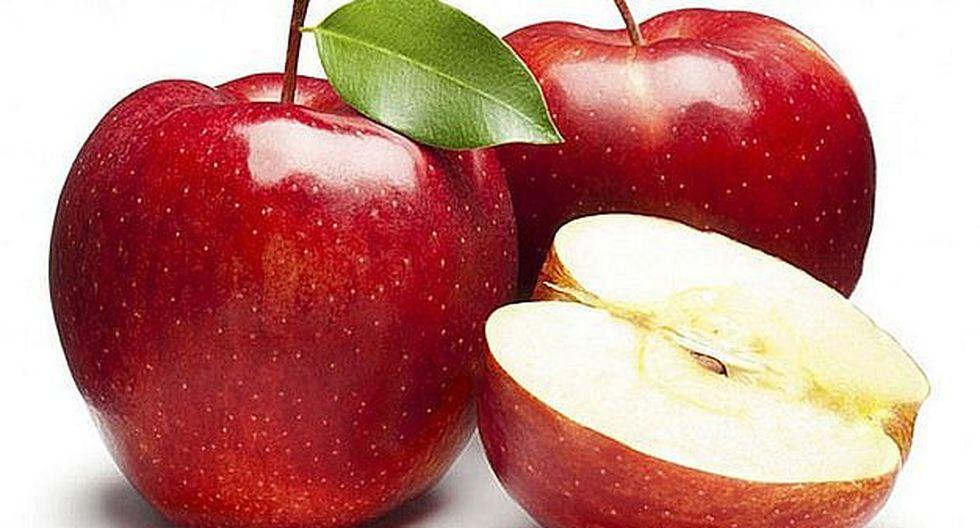 Salud: Los mejores momentos del día para comer una manzana