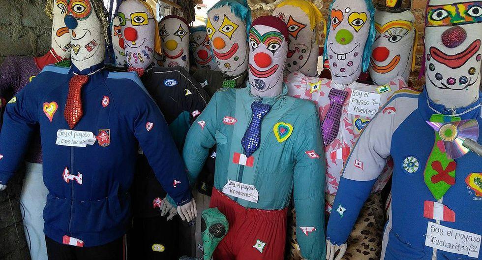 No se permitirá la quema de muñecos en la vía pública del distrito de Magdalena.