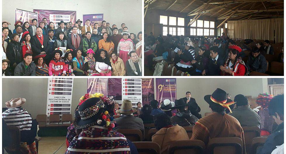 Mayor justicia intercultural con traductores de lenguas originarias en Cusco