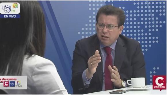 """Rodríguez Mackay: Perú """"no hizo ningún esfuerzo"""" para ingresar al Consejo de Seguridad de ONU"""