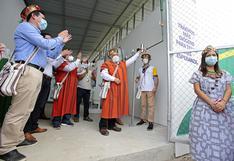 Junín: una segunda planta de oxígeno medicinal entra en funcionamiento en Pichanaqui