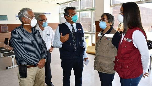 El gerente regional de Salud de Lambayeque informó que los casos se elevaron a nueve. (Foto: Geresa Lambayeque)