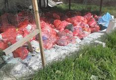 Huancavelica:Postas y hospitales hacen pésimo manejo de sus residuos biocontaminantes (FOTOS)