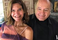 Carla Olivieri: la pareja de Hernando de Soto que es 26 años menor que él (FOTOS)