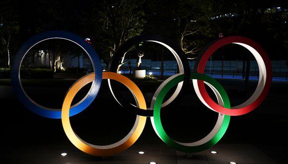 Presidente del Comité Olímpico Peruano se pronunció por la postergación de los Juegos Olímpicos Tokio 2020 (Foto: AFP)