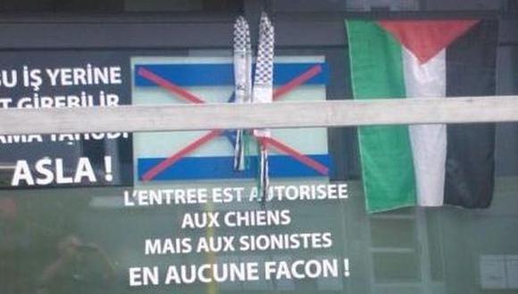 Bélgica: Cafetería permite ingreso de perros pero rechaza el de los judíos