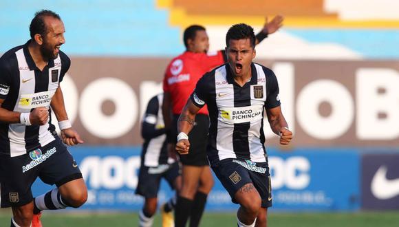 Alianza Lima llega de vencer a Binacional por 3-2 sobre el final. | Foto: @LigaFutProf